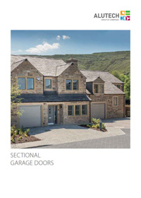 Alutech Sectional Garage Doors